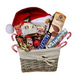 A Sweet Christmas Treat Basket