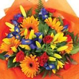 Bright Round Bouquet