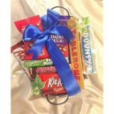 British Sweet Tooth Basket