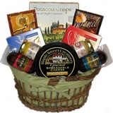 Cheese Snacks Gift Baskets