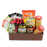 Chocolate and Pickles Gourmet Gift Box