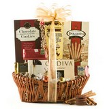 Chocolate Mania Gift Basket
