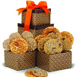 Cookie Treats Gift Tower