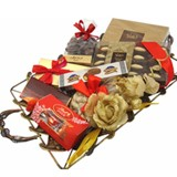 Date Celebration Basket