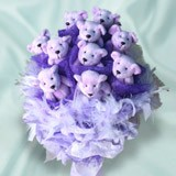 Exotic Purple Bear