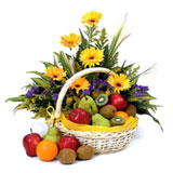 Fruits And Flowers Gift