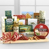 Gourmet Meat Cheese Assortment