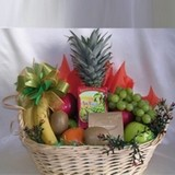 Healthy Custom Fruit Basket