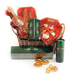 Mozart After Eight Chocolate Gift Basket