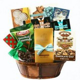 Royal Basket Of Gourmet Treat