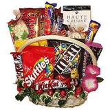 Sugar Log Gift Basket