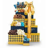 Sun and Moon Gourmet Gift Tower
