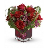 Thoughts Bouquet N Red Roses